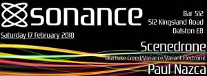 Techno Dj Paul Nazca Hit Sonance