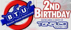 Briston Trance Underworld 2nd Birthday