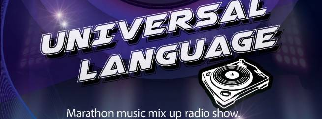 Universal Language Marathon Mix Up