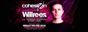 Cohesion Valentine Ball with Will Rees